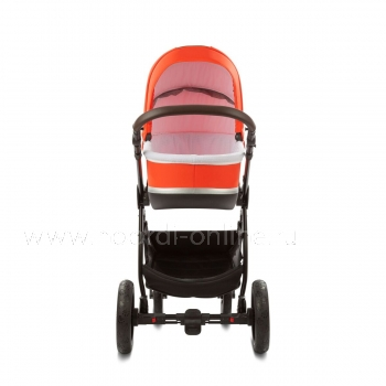 Коляска 2 в 1 Noordi Sole Sport New (2019), Orange Red 825